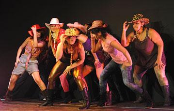 Les danseuses de Just kiff dancing