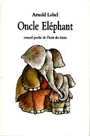 couverture de Oncle éléphant