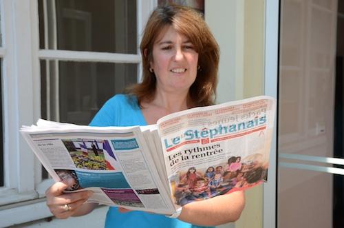 le Stéphanais, journal municipal